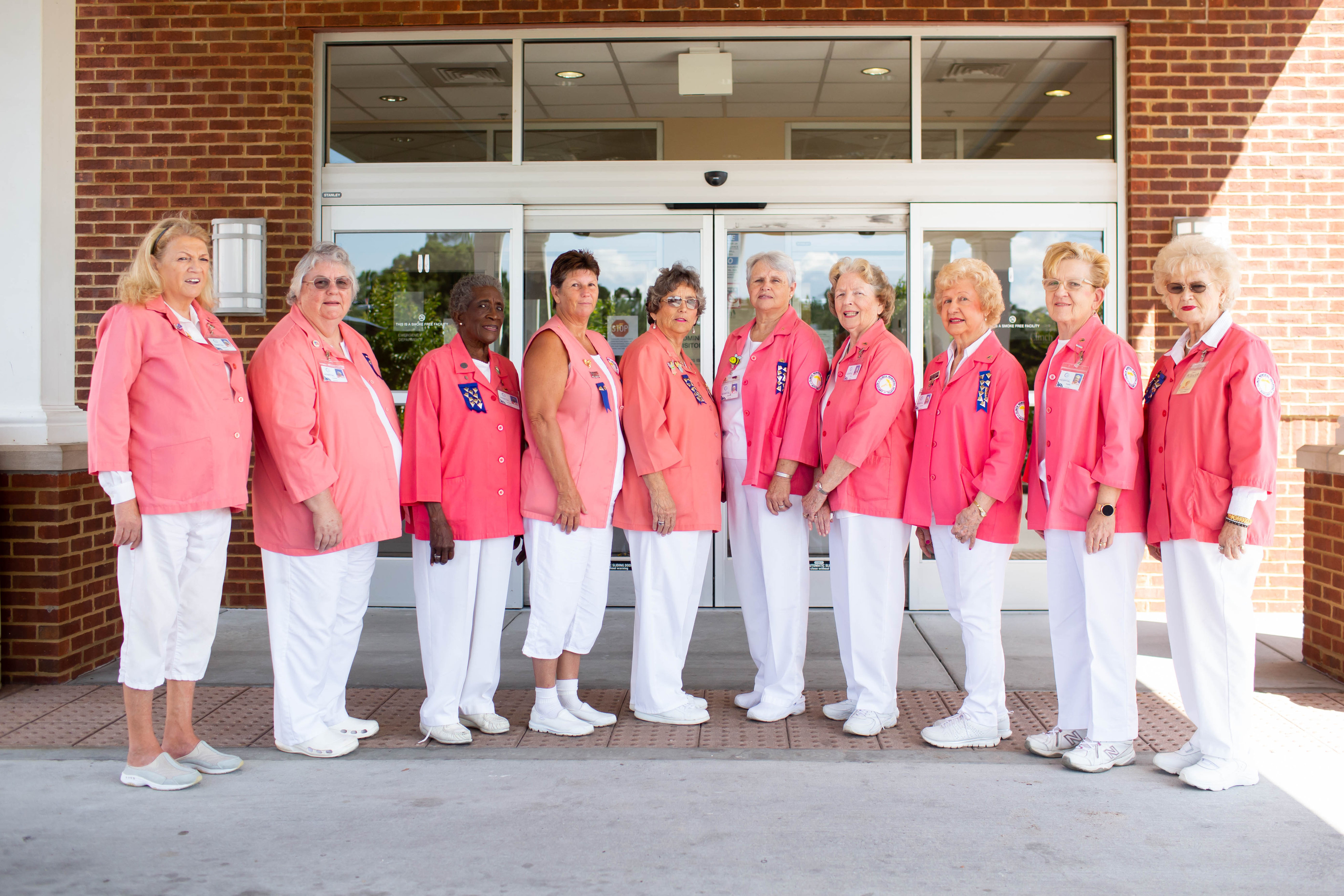 Clinch Memorial Hospital Auxiliary - 2019