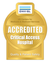 Accredited Critical Access Hospital